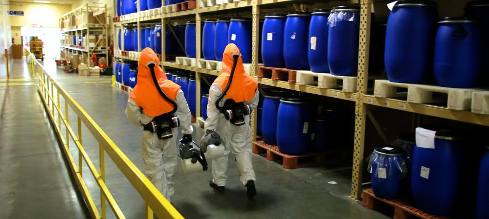 Prestation Spécifique : désinfection covid-19 des entreprises à Orléans et dans le Loiret 45
